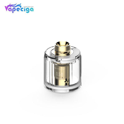 DOVPO D-salt Replacement Pod Cartridge 2ml Clear