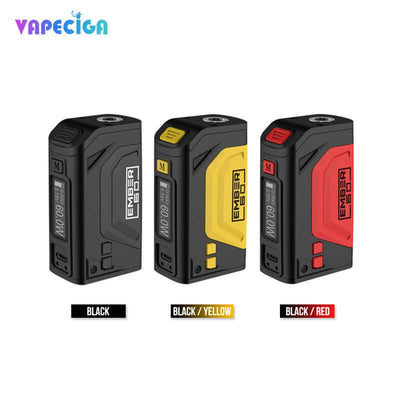 Dovpo Ember TC Box Mod 3 Colors Available