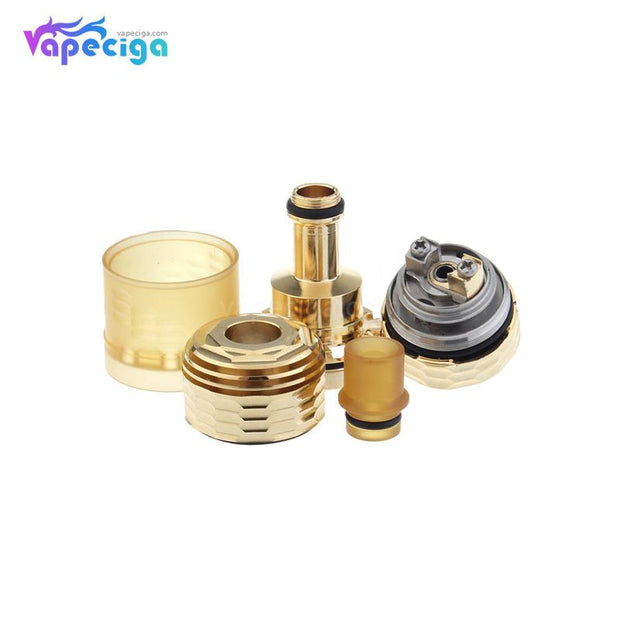 Hussar The End Style RTA 22mm 3.5ml Components