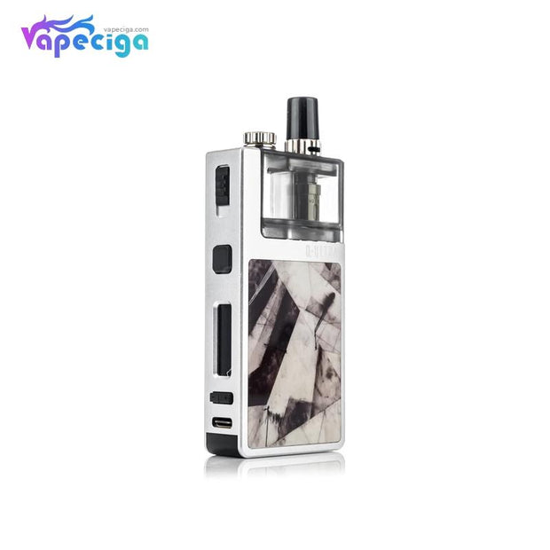 Lost Vape Q-ULTRA Pod System VW Starter Kit 40W 1600mAh 4ml Marble White