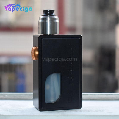 ShenRay Ontech Ro Style Black Squonk Mod Kit with Wave RDA 8ml