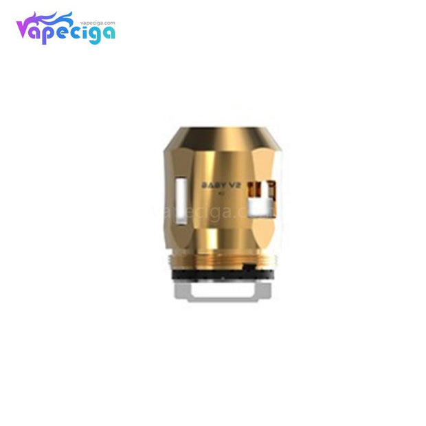 Smok TFV8 Baby V2 A3 Replacement Coil Head Gold