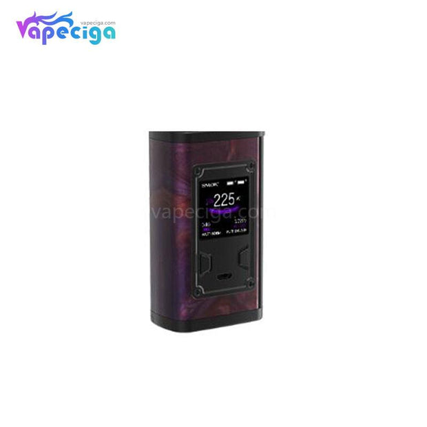 Smok Majesty TC Box Mod 225W Purple