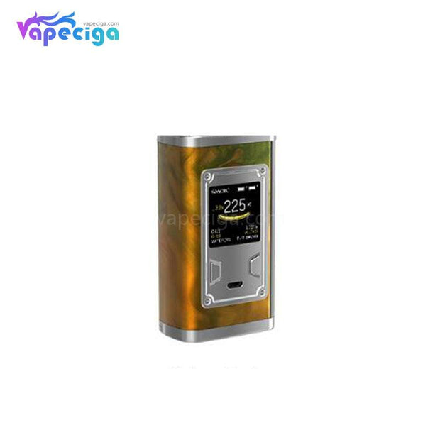 Smok Majesty TC Box Mod 225W Yellow