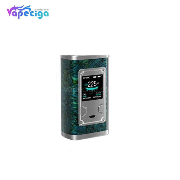 Smok Majesty TC Box Mod 225W Green