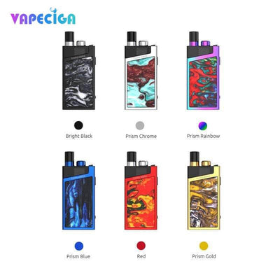 6 Colors Smok Trinity Alpha Kit