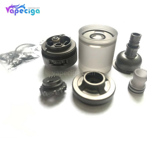 Vapeasy Roulette Style MTL / DL RTA Components