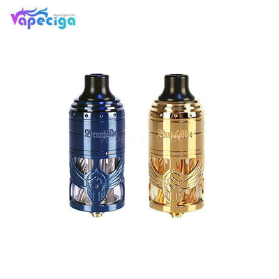 Vapefly Brunhilde MTL RTA 5ml 23mm 2 Colors Optional