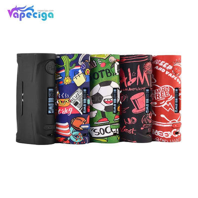 Vapor Storm Puma Baby TC Box Mod 5 Colors Available