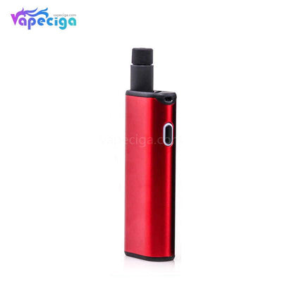 Veeape Vmini CBD Vaporizer Compatible Red with PloomTech Pod 420mAh 1ml