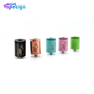 Wotofo Freakshow RDA 22mm 5 Colors Available