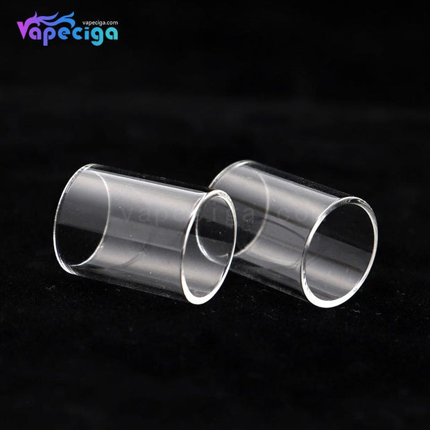 YUHETEC Replacement Glass Tank Tube for Dvarw RTA 16mm 2PCs Details