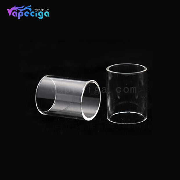 YUHETEC Replacement Glass Tank Tube for Dvarw RTA 16mm Real Shots