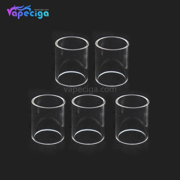YUHETEC Replacement Straight Digiflavor Siren 2 Tank Tube 4.5ml 5PCS