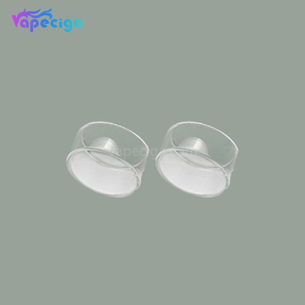 YUHETEC Replacement Straight Digiflavor Siren 2 MTL Tank Tube 2ml 2PCS