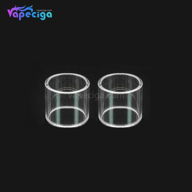 YUHETEC Replacement Straight Pharaoh Mini RTA Tank Tube 2ml 2PCS