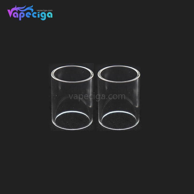 YUHETEC Replacement Straight Pharaoh Mini RTA Tank Tube 5ml 2PCS