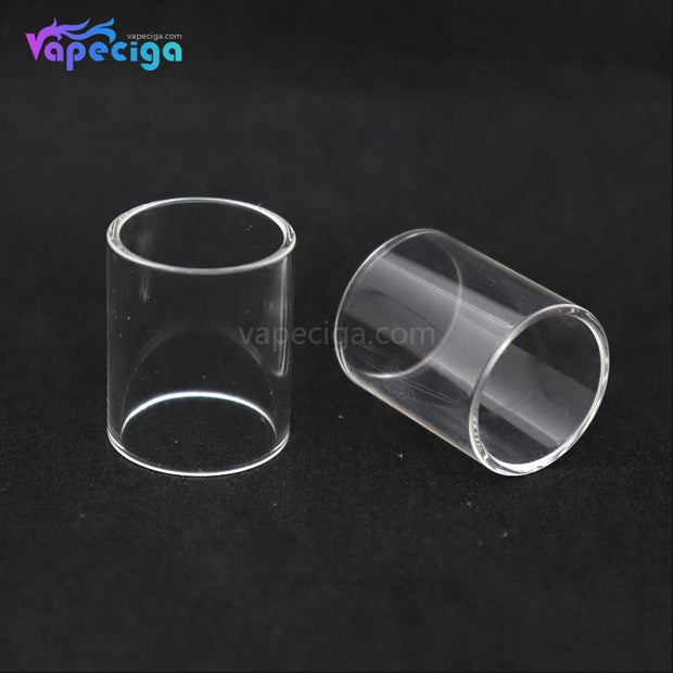 YUHETEC Replacement Straight Pharaoh RTA Tank Tube 4.6ml 2PCS