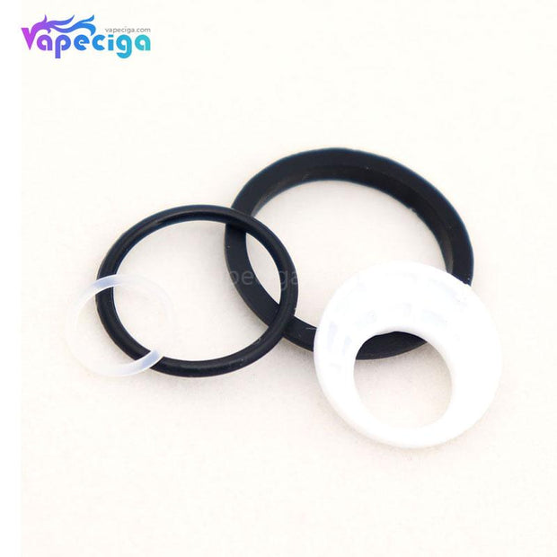 Black YUHETEC Sealing Ring Bag for Smok TFV8 Baby V2