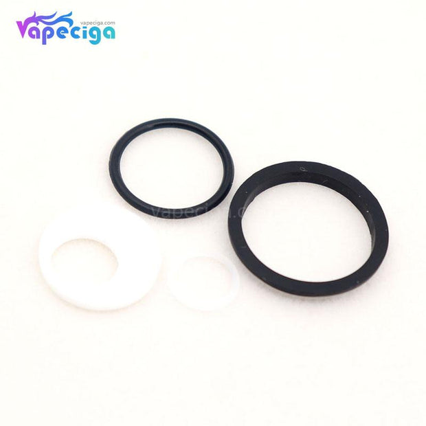 Black YUHETEC Sealing Ring Bag for Smok TFV8 Baby V2 Display
