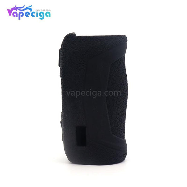 Black YUHETEC Silicone Case for Aegis Solo 100W Mod