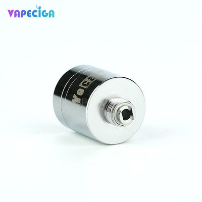 Silver Yocan Evolve Plus XL Replacement Coil Head Drip Tip