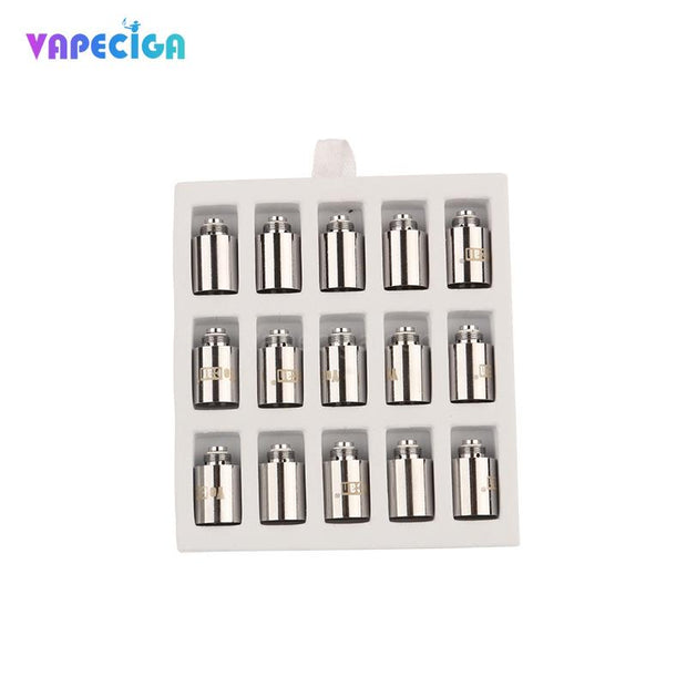 Silver Yocan STIX Replacement Coil Head 15PCs