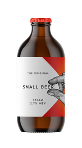 SMALL BEER BREW CO. Steam
