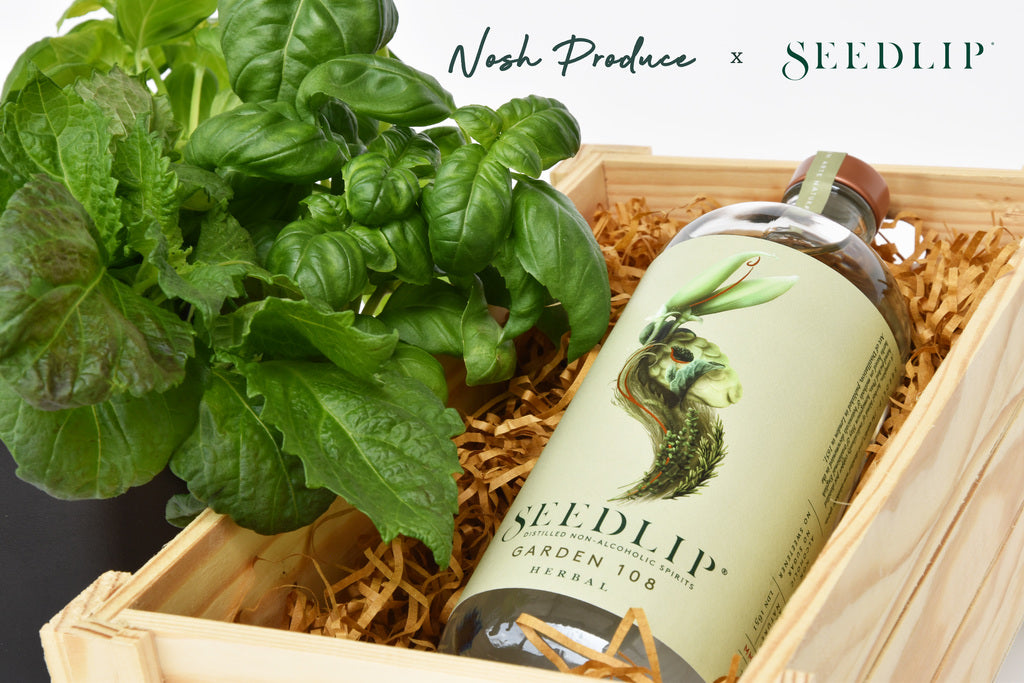 Seedlip Living Herbs Gift Set