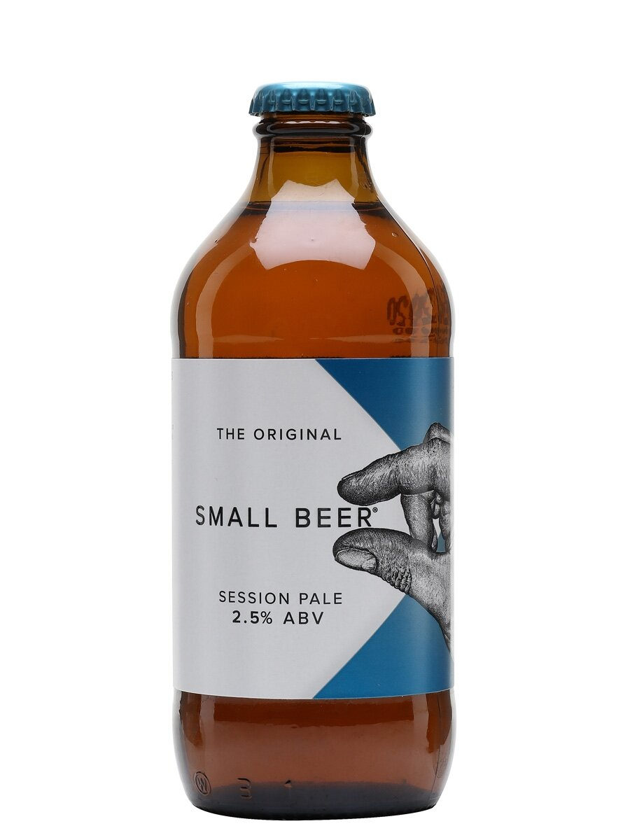 SMALL BEER BREW CO. Session Pale