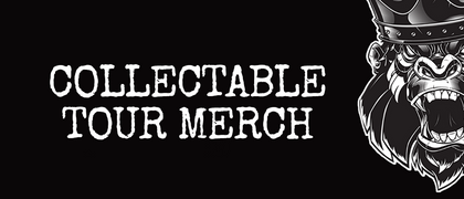 Collectible Tour Merch