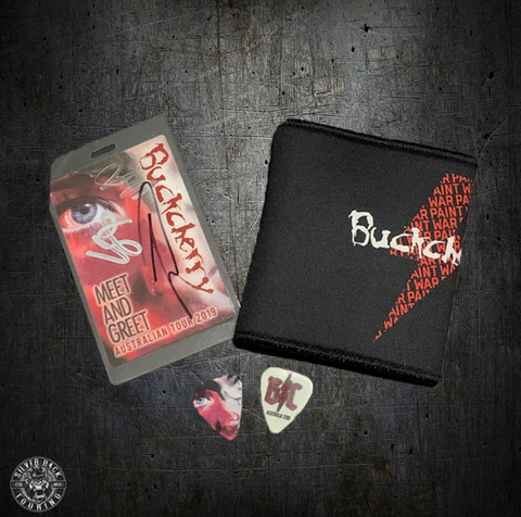Buckcherry - Signed Souvenir Tour Pack