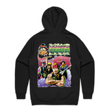Poizon'us - Glam Slam Kings of Oz Hoodie