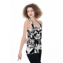 Load image into Gallery viewer, All-Over Print Women's Racerback Tank Top