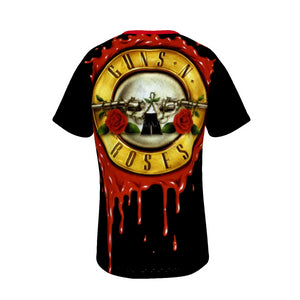Guns N Roses All-Over Print T-Shirt