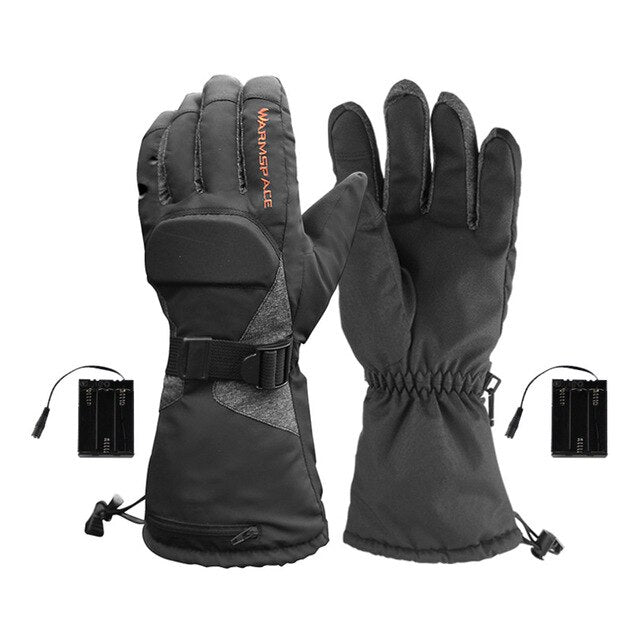 USB Powered Electric Heated Gloves