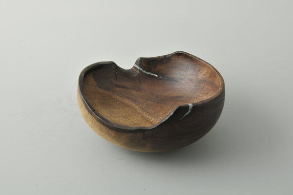 "Lightening Bowl #9 - 4"" diameter x 1.75"" height"