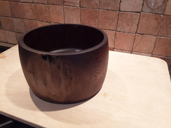 "Hand-crafted Bowl - 5"" diameter x 6"" height"