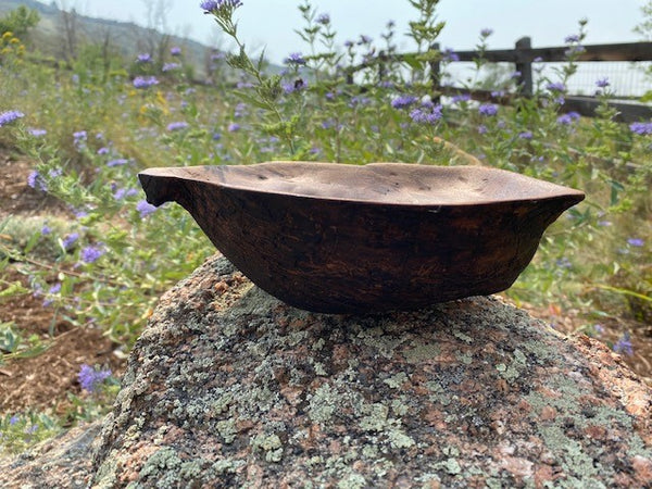 """The Ramey Burl"" Bowl"