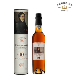 FERREIRA PORT | DONA ANTONIA 10 YEARS OLD WHITE 37.5CL