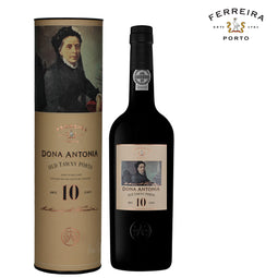 FERREIRA PORT | DONA ANTONIA 10 YEARS OLD TAWNY
