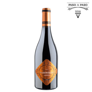 PASO A PASO | PASONILLO | LATE HARVEST TEMPRANILLO