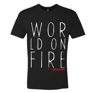 World on Fire Title T