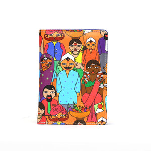 FACES OF INDIA PASSPORT HOLDER