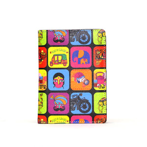 INDIAN THEME PASSPORT HOLDER