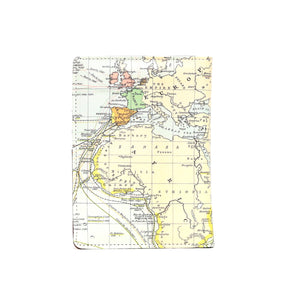 MAP PASSPORT HOLDER