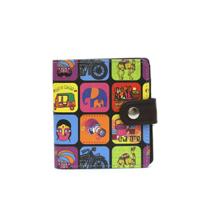 Indian Theme Wallet