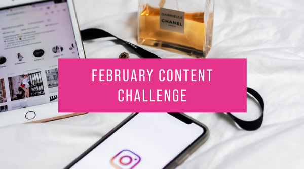 February Content Challenge