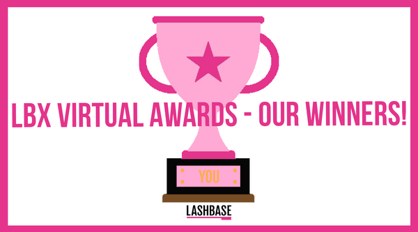 LBX Virtual Awards - Our Winners!