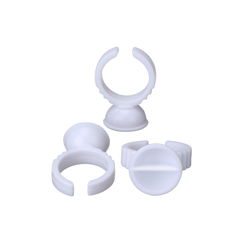 Glue Rings – Two Small Compartments - LashBase Limited